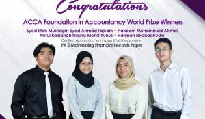 UiTM's Accounting Students Top the CAT Exam (QS wownews)